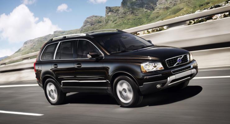 Volvo XC90 грозит масштабный отзыв