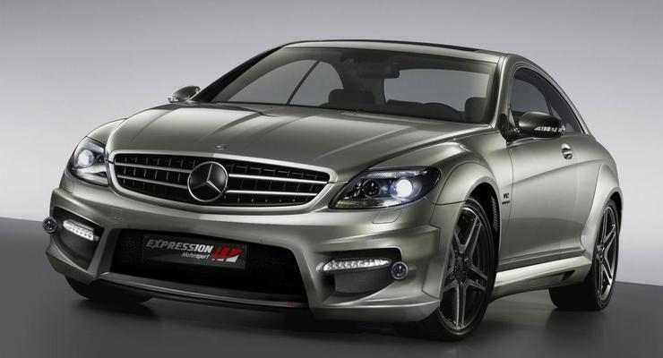 Представлен комплект обвесов для Mercedes CL65 AMG