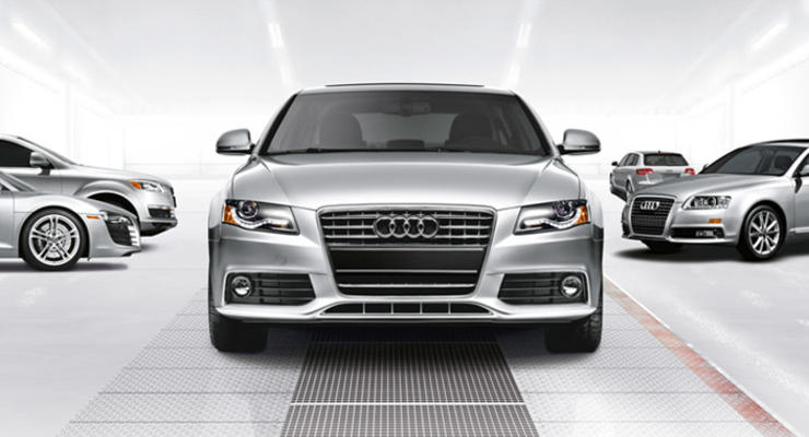 Audi отказывается от ретро-стиля