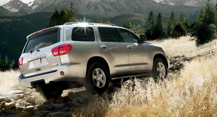 Внедорожник Toyota Sequoia останется без наследников