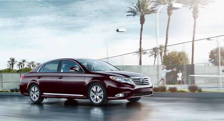 Toyota отзывает свыше 400 тыс. автомобилей