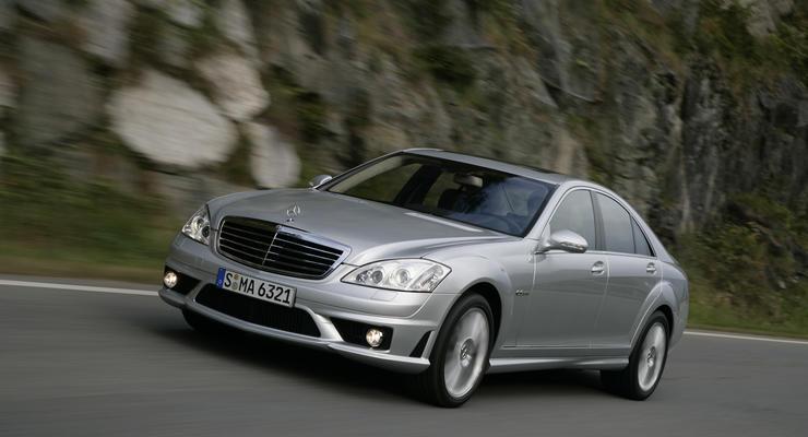 Mercedes-Benz S63 AMG достался новый турбодвигатель