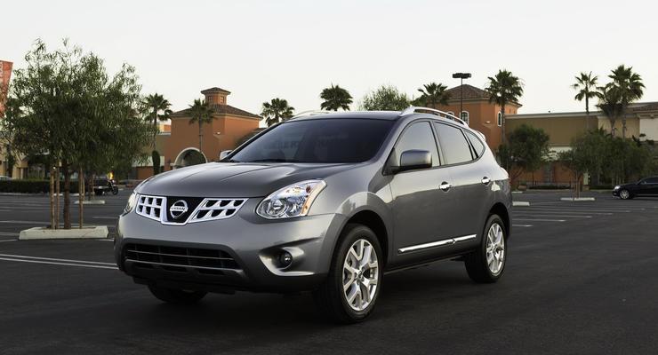 Nissan представил фейслифт внедорожника Rogue