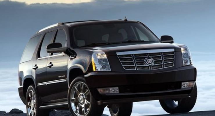 Cadillac Escalade – самый угоняемый автомобиль в США