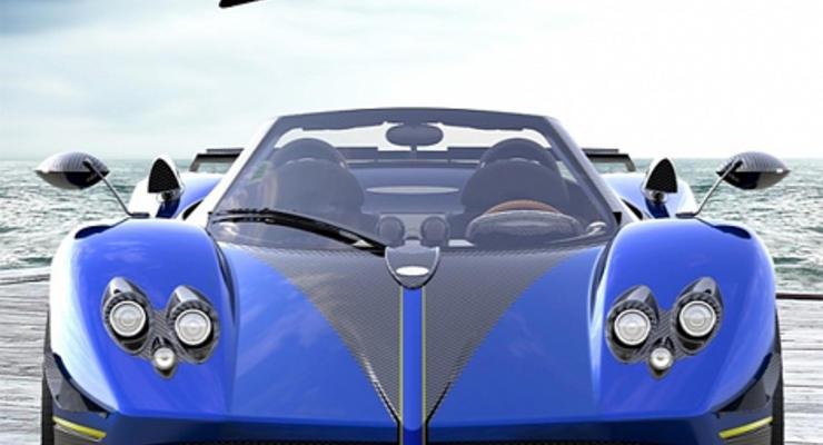 Суперкар Pagani Zonda «обновят» для заказчика из США