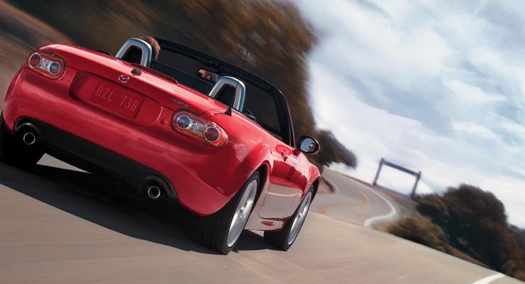 Первые известия о следующем поколении Mazda MX-5