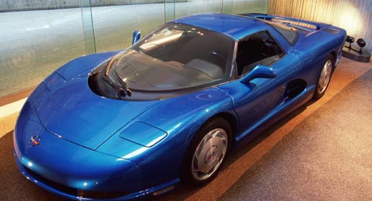 Подтвердилась разработка среднемоторного Chevrolet Corvette
