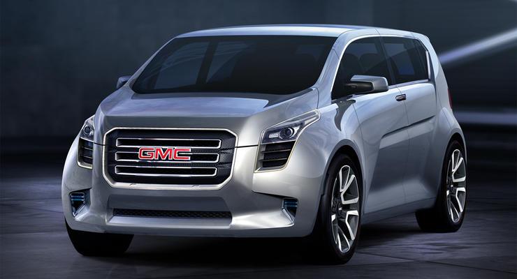 General Motors выпустит новые пикап и минивэн