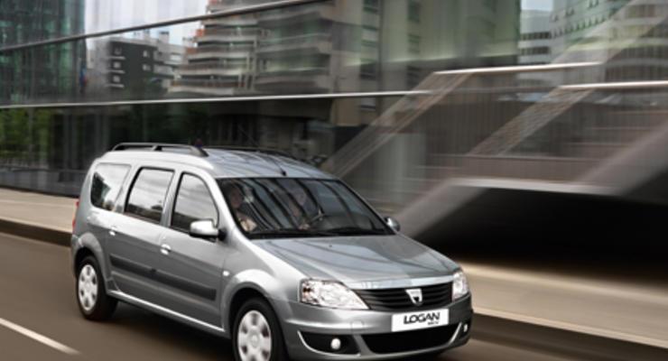 Dacia построит компактный минивэн
