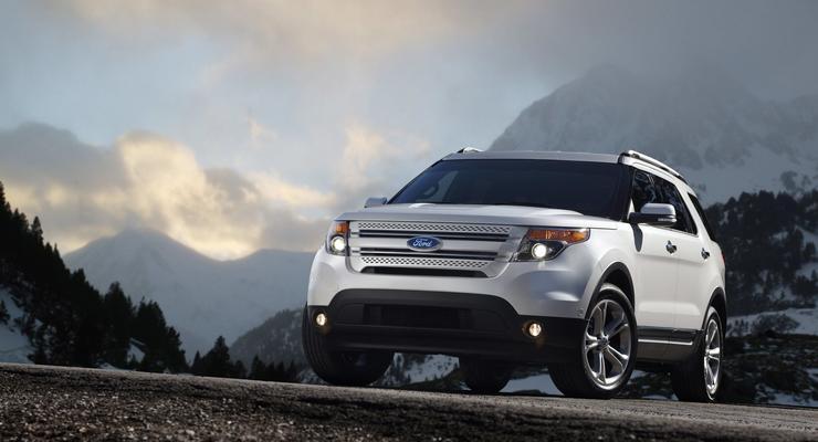 Ford показал новое поколение Explorer