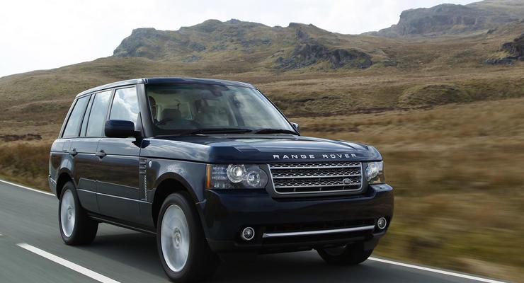 Для Московского автосалона Land Rover приготовил три новинки
