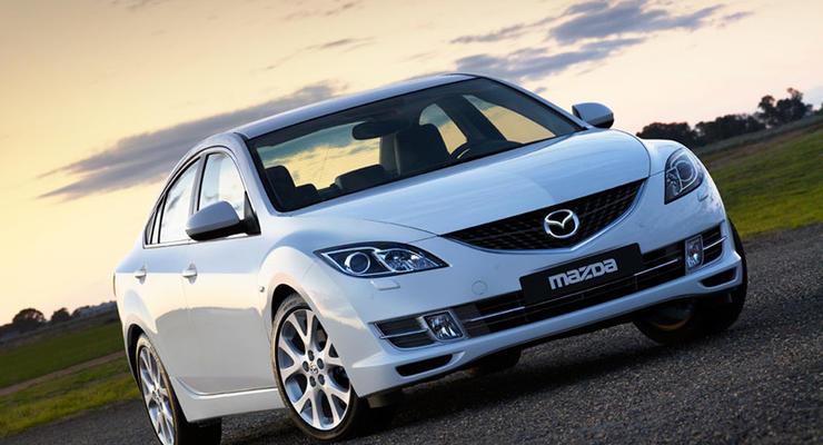 Скидки на модель Mazda6