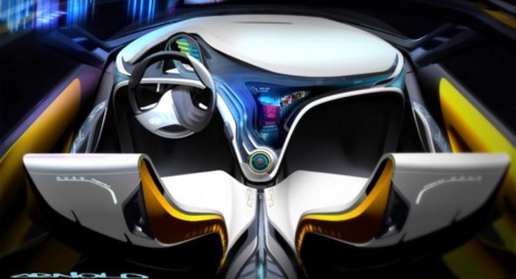 Hyundai представит прототип компактного кроссовера