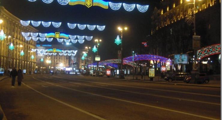 Где и когда в Киеве перекроют движение