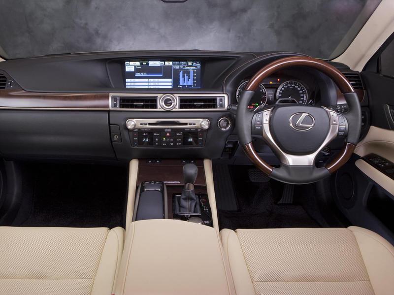 Lexus GS 250 / auto.vesti.ru