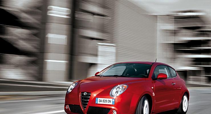 Alfa Romeo MiTo досталась коробка с двумя сцеплениями