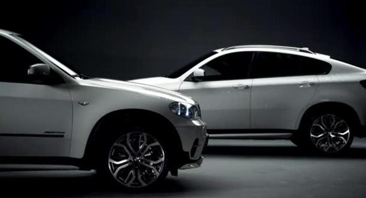 BMW провел презентацию пакета Performance