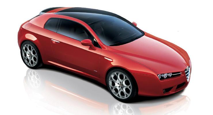 Alfa Romeo откажется от моделей Brera и Spider