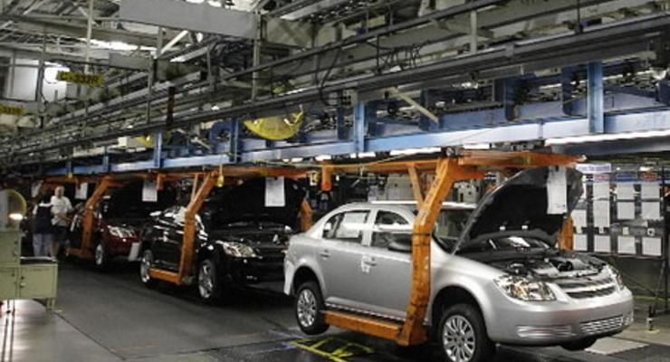 GM хочет вынести производство за пределы США
