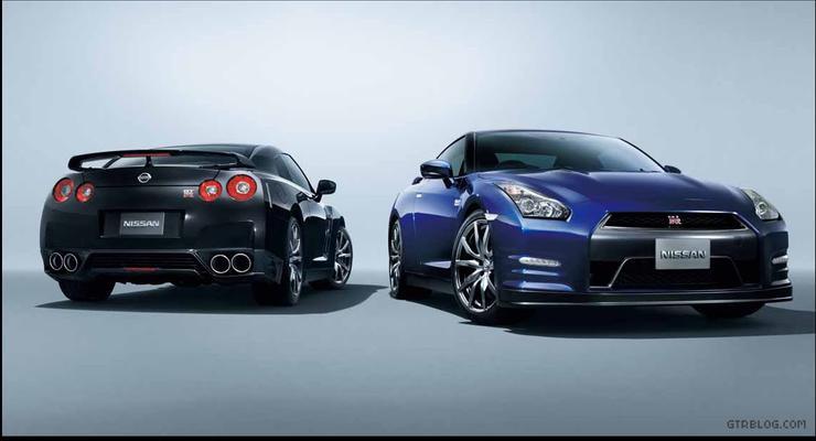 Nissan освежил внешность GT-R
