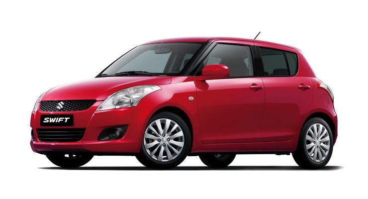 В Париж Suzuki привезет новый Swift и спортивный Kizashi