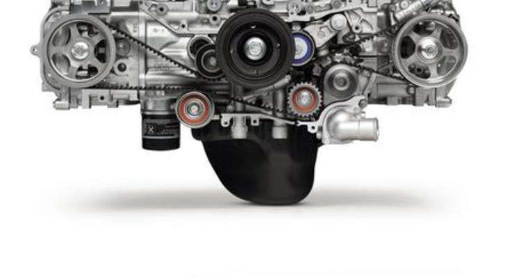 Subaru разрабатывает новый оппозитный мотор