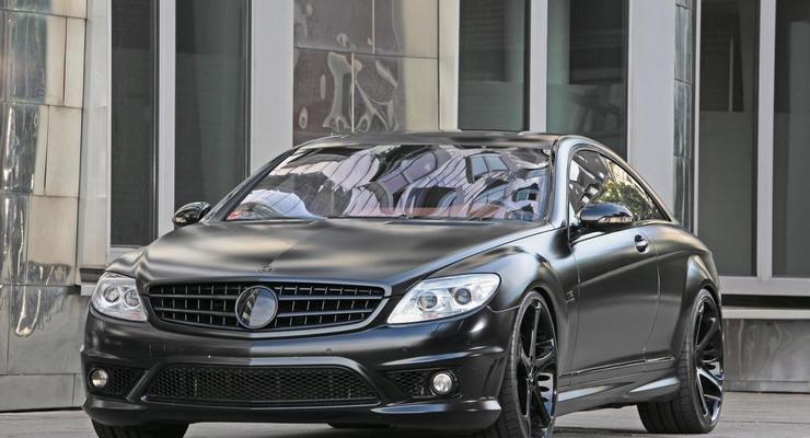 «Черная серия» Mercedes-Benz пополнилась еще одной новинкой