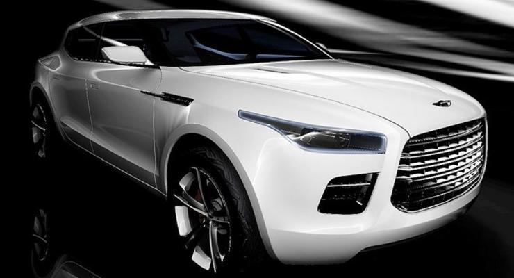 Люксовый седан Aston Martin выйдет под маркой Lagonda
