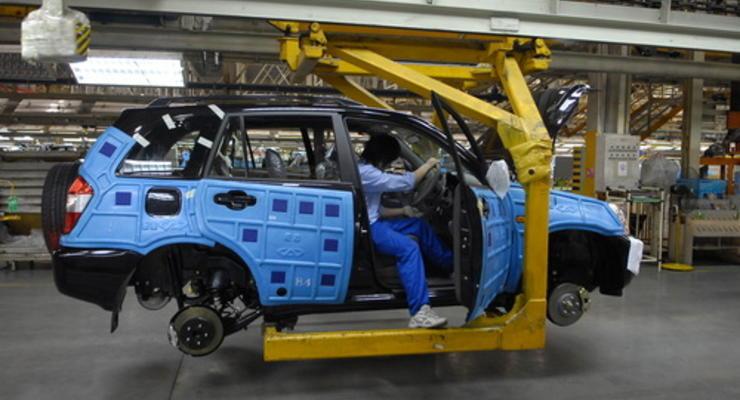 Chery построит свой первый завод в Европе к 2012 году
