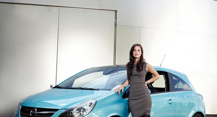Звезда «Евровидения» стала лицом Opel