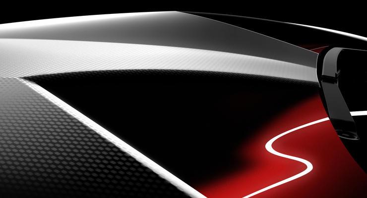 Новый суперкар Lamborghini покажут в Париже