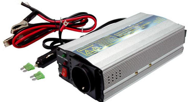 Автомобильный инвертор: когда в машине нужен постоянный ток