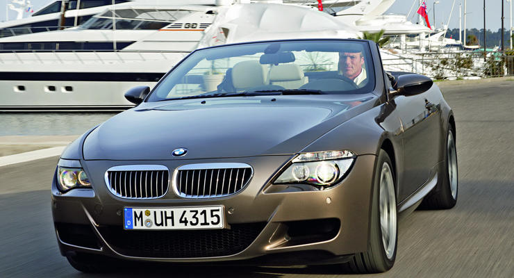 BMW завершил производство модели M6