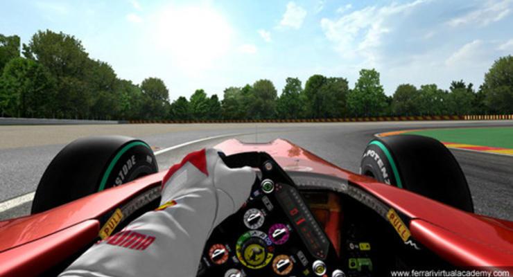 Ferrari устроит виртуальные автогонки