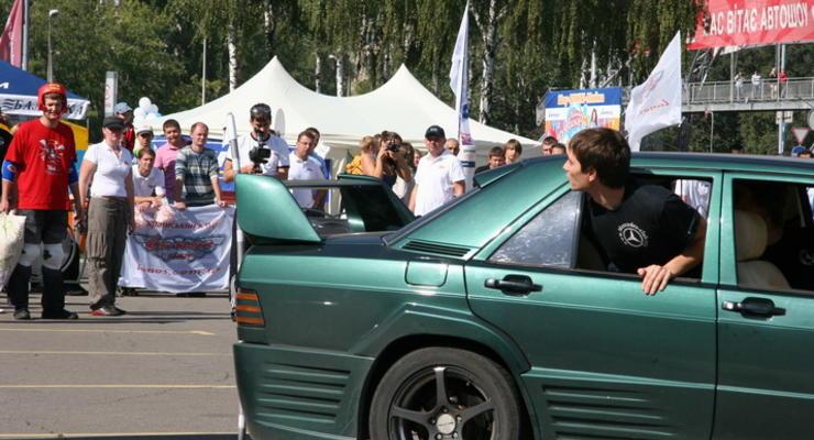 Украинские автоклубы бьются за первенство