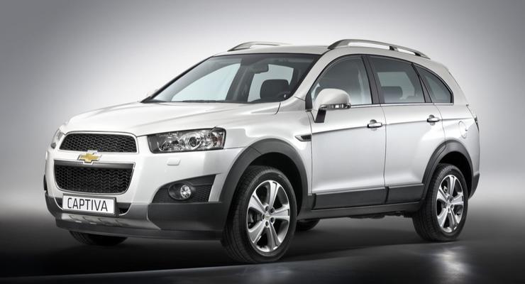 Chevrolet показала новый внедорожник