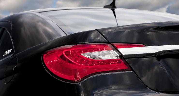 Chrysler подготовил замену седану Sebring