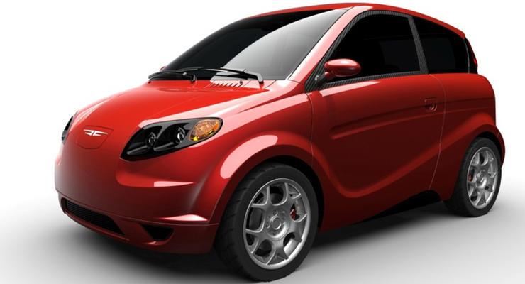 В Канаде сделали автомобиль из конопли