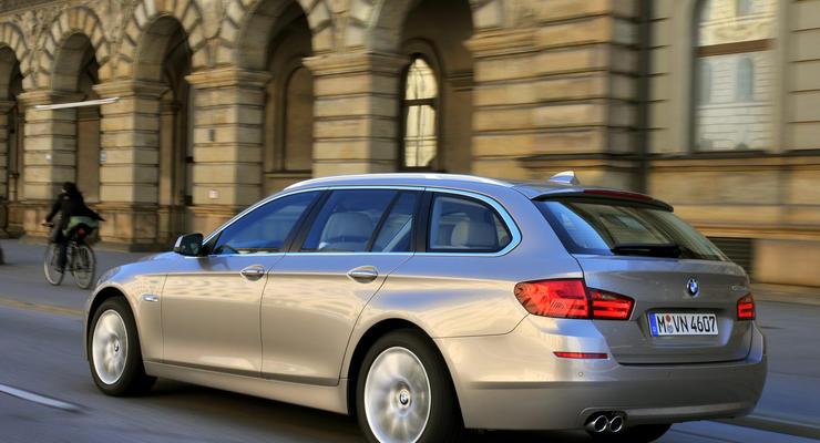 BMW 5-Series: теперь с полным приводом и новыми моторами