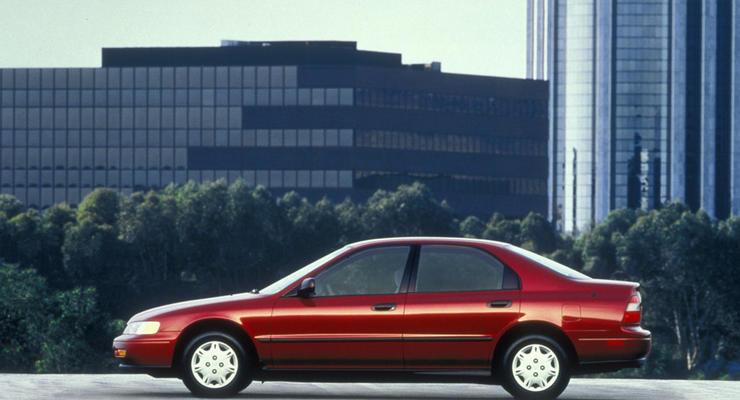 Десятка самых угоняемых автомобилей в США