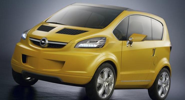 Opel выпустит новый городской автомобиль