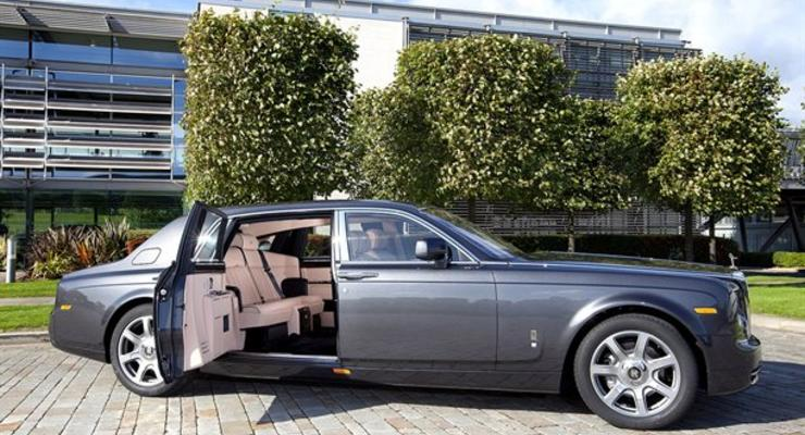 Rolls-Royce привезет в Париж пять эксклюзивных машин