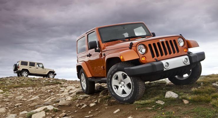 Jeep выпустит недорогой маленький внедорожник