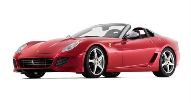 Ferrari показала новый кабриолет с мягкой крышей
