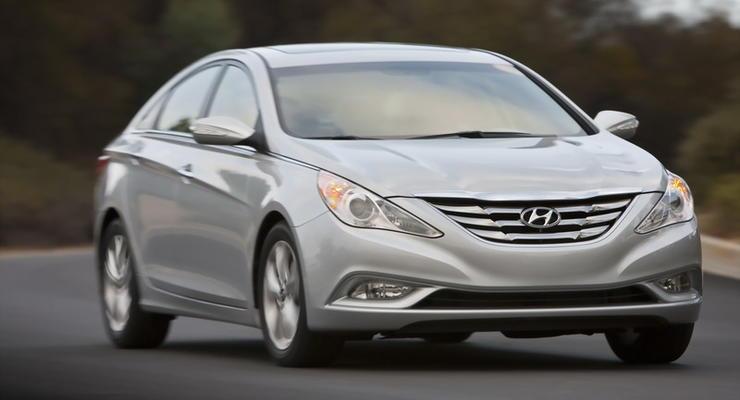 Hyundai отзывает 140 тысяч седанов Sonata
