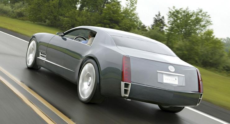 General Motors готовит новые заднеприводные модели
