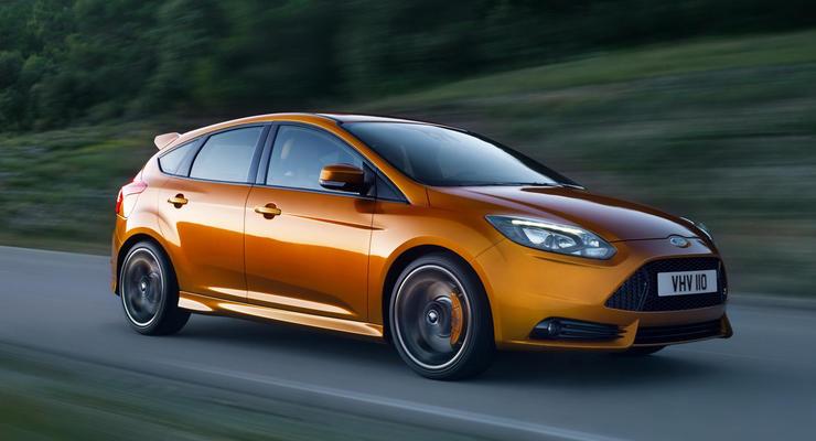 Парижский автосалон: Ford Focus ST стал мощнее и «чище»