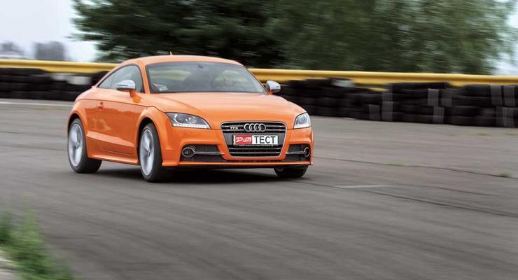 Audi ТТS: Шаровая молния