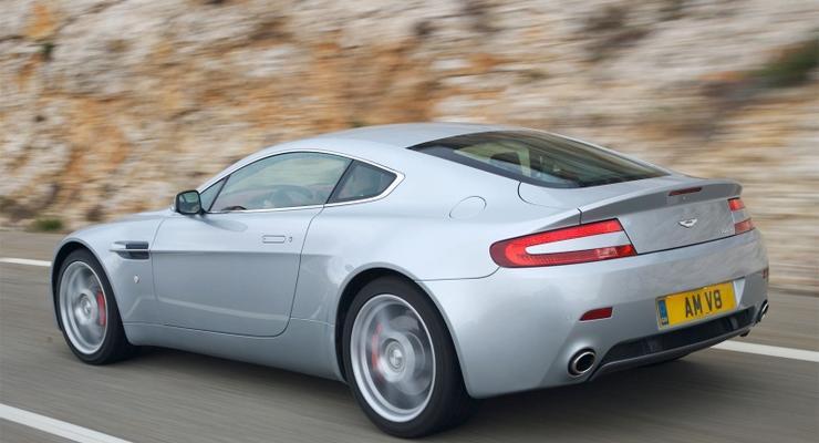 Aston Martin отзывает машины из-за проблем с подвеской