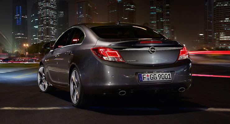 Тест-драйв Opel Insignia. Часть 2